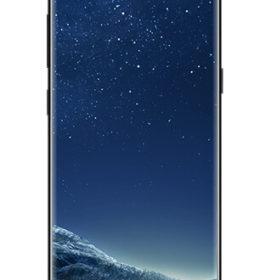 Samsung Galaxy S8 (64 GB, Midnight Black)
