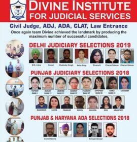 Divine Institute CLAT Caoching In Chandigarh