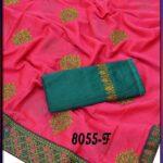 Designer sarees –  Sriveeras